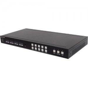 Manhattan 1080p 4-Display HDMI Video Wall Matrix with IR and IP Control 207928