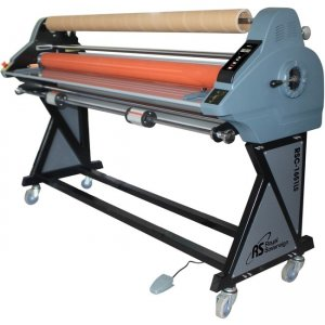 "Royal Sovereign 65"" Cold Roll Laminator w/ Heat Assist RSC-1651LSH"
