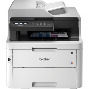 "Brother Compact Digital Color All-in-One Printer Providing Laser Quality Results with 3.7"" Color Touch screen, Wireless and"