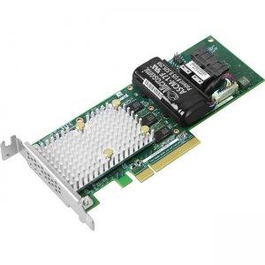 Microsemi SmartRAID 3162 SAS Controller 2299800-R 3162-8I