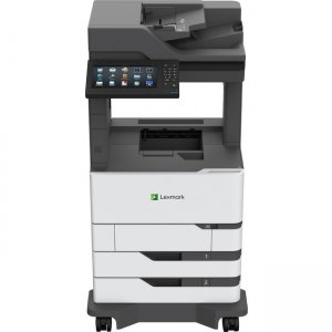 Lexmark Multifunction Laser Printer 25BT618 MX822ade