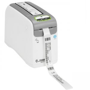 Zebra ZD510 Healthcare Wristband Printer ZD51013-D01B01FZ ZD510-HC