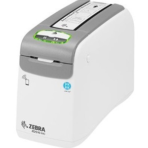Zebra ZD510 Healthcare Wristband Printer ZD51013-D01E00FZ ZD510-HC