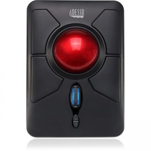 Adesso iMouse - Wireless Programmable Ergonomic Trackball Mouse IMOUSE T50 T50