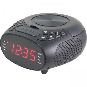 GPX CD Clock Radio CC318B