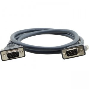 Kramer 15-Pin HD (M) to 15-Pin (M) Micro VGA Cable 92-7201035 C-MGM/MGM-35