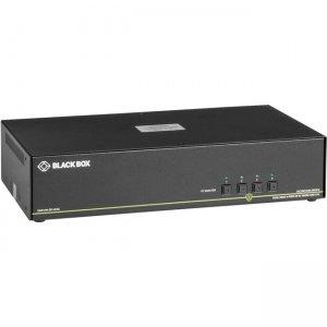 Black Box KVM Switchbox with CAC SS4P-DH-DP-UCAC