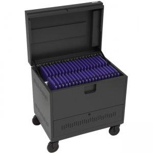 Bretford CUBE Toploader Cart TVTL40PAC-ORC TVTL40PAC