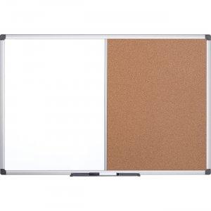 MasterVision Dry-erase Combo Board XA2702170 BVCXA2702170