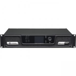 Crown Analog + BLU Link Input, 2 Channel, 600W Per Output Channel NCDI2X600BL-U-US 2|600BL
