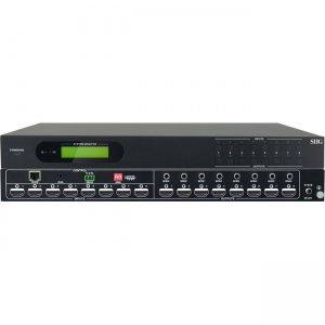 SIIG HDMI 2.0 8x8 Matrix Switcher CE-H23X11-S1