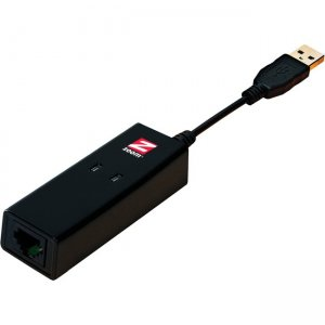 Zoom V.92 56K USB Mini External Modem 3095-00-00A 3095