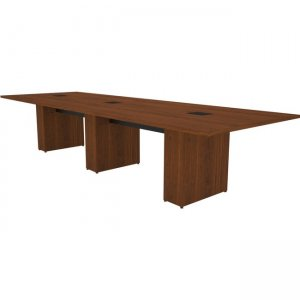 Middle Atlantic Products Pre-Configured T5 Series, 12' Sota Style Conference Table T5SFC1RSHB3ZP001