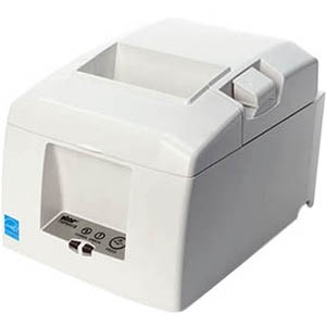 Star Micronics Direct Thermal Printer 37966040 TSP654IIW-24 WHT US