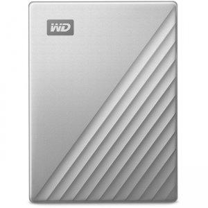 WD 4TB My Passport Ultra, USB-C Ready WDBFTM0040BSL-WESN WDBFTM0040BSL