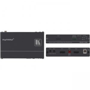Kramer 2x1 Automatic HDMI Standby Switcher 70-80211190 VS-211HA