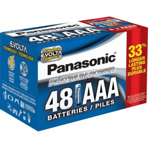 Panasonic Platinum Battery LR03XE/48PC