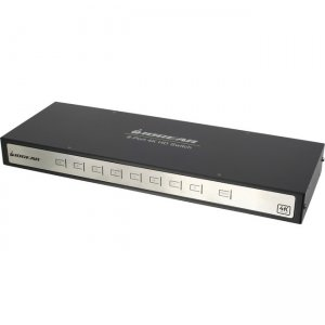 Iogear True 4K 8-Port Switcher with HDMI Connection GHSW8481