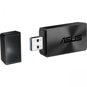 Asus Dual Band 2.4GHz 5GHz USB WiFi Wireless Adapter USB-AC55 B1