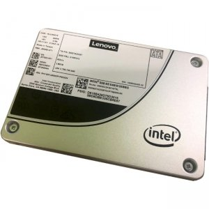 "Lenovo ThinkSystem 2.5"" Intel S4610 1.92TB Mainstream SATA 6Gb Hot Swap SSD 4XB7A13636"