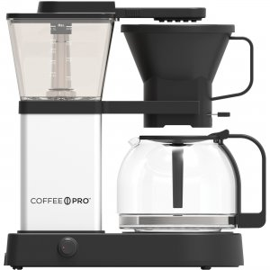 Coffee Pro 8-cup Pourover Coffee Brewer CPCBSPC001 CFPCPCBSPC001