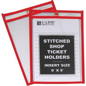 C-Line Hanging Strap Shop Ticket Holder 43969 CLI43969