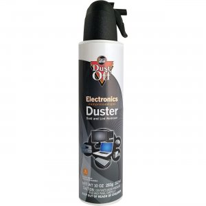 Falcon Safety Products Compressed Gas Duster DE10521 FALDE10521