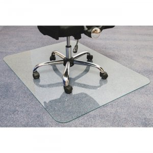 Floortex Glaciermat Glass Chairmat 124860EG FLR124860EG