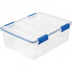 I.R.I.S Ziplock WeatherShield Storage Box 394010 IRS394010 WSB-S