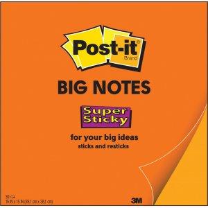 Post-it Super Sticky Big Notes BN11O MMMBN11O