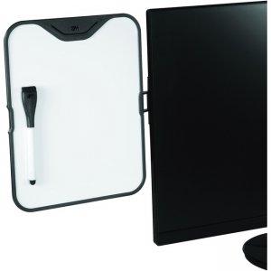 3M Monitor Whiteboard Holder MWB100B MMMMWB100B
