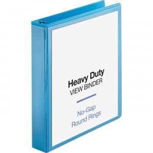 Business Source Heavy-duty View Binder 19652 BSN19652