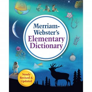 Merriam-Webster Elementary Dictionary 7456 MER7456