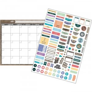 Teacher Created Resources Sweet Classroom Calendar Set 77872 TCR77872