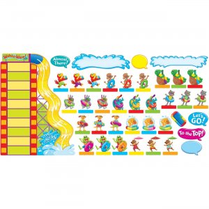 TREND Playtime Pals Goal-set Bulletin Board Set 8421 TEP8421