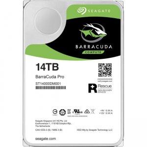Seagate BarraCuda Pro Hard Drive ST14000DM001