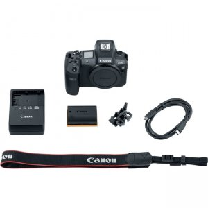 Canon Mirrorless Camera Body Only 3075C002 EOS R