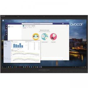 avocor Touchscreen LCD Monitor AVW6555 AVW-6555