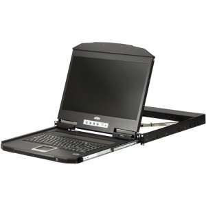 Aten CL3100 LCD KVM Console with Standard Rack Mount Kit CL3100NX