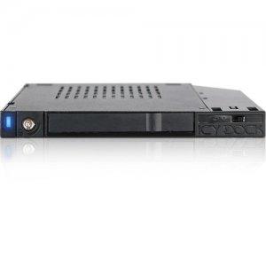 "Icy Dock flexiDOCK 2.5"" SATA SSD / HDD Docking for Slim ODD Bay (12.7mm) MB511SPO-B"