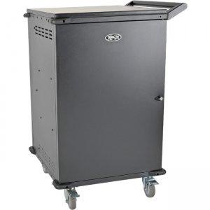Tripp Lite 42-Device AC Charging Station Cart, Black CSC42AC