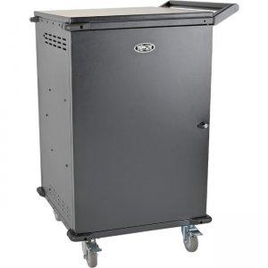 Tripp Lite 45-Device AC Charging Station Cart, Black CSC45AC