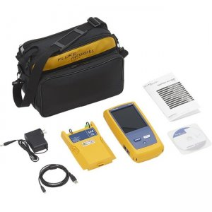 Fluke Networks OptiFiber Pro HDR Cable Analyzer OFP2-200-S1625-NW OFP2-200-S1625