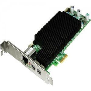 Dell Technologies Tera2 PCoIP Dual Display Remote Access Host Cards - Full Height 489-BBDF