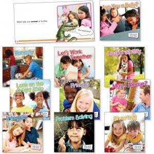 Rourke Educational Grades K-2 Little World Social Skills Set 102614 CDP102614