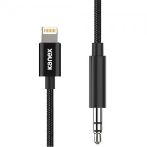 Kanex DuraBraid Premium Audio Cable with Lightning Connector K157-1311-BK3F