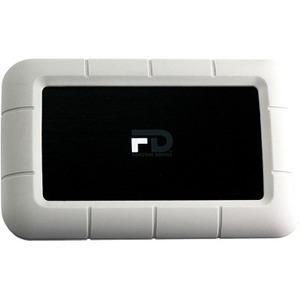 "Fantom Drives Robusk Mini Shock Resistant USB 3.0 2.5"" Portable Hard Drive FRM1000P-G"