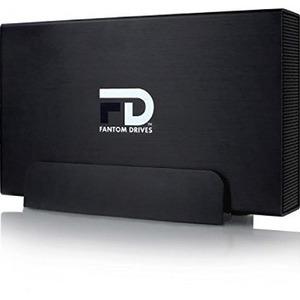 Fantom Drives 4TB Gforce3 USB 3.0 / eSATA Aluminum External Hard Drive GF3B4000EU-G