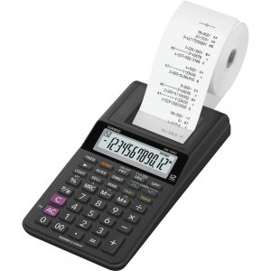 Casio Printing Calculator HR10RC CSOHR10RC HR-10RC