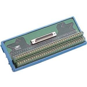 Advantech AE SCSI-68 Wiring Terminal, DIN-rail Mount ADAM-3968-AE ADAM-3968